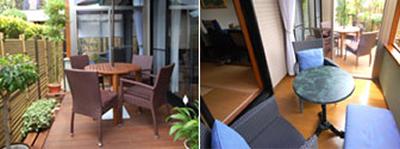 お庭の有効利用/ガーデンテラス・ガーデンルーム