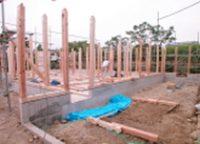 建て替え工事作業工程