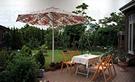 鎌倉市 K様邸 生垣とバラの棚でイギリス風庭園に