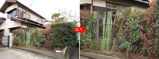 神奈川県茅ヶ崎市市B様邸 ウッドフェンスで目隠し施工例