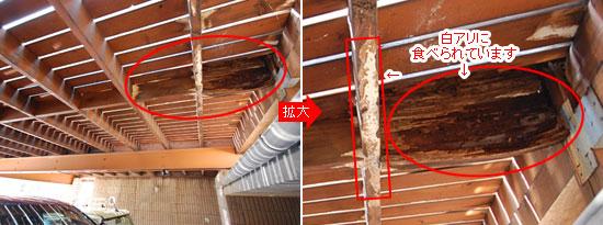 神奈川県鎌倉市S様 ウッドデッキ修理 雨漏り窓交換事例