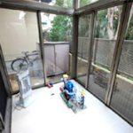 神奈川県藤沢市K様 サンルーム施工事例・庭づくり