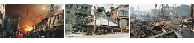 阪神大震災の教訓を生かして。命を守る住まいを。