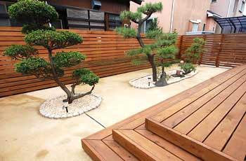 神奈川県茅ヶ崎市 ドッグラン施工事例・庭づくり